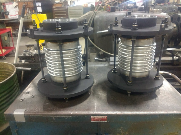 Common Expansion Joint Accessories - Limit Rods