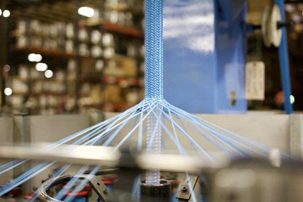 Penflex Braiding Services - Poly on Plastic Hose