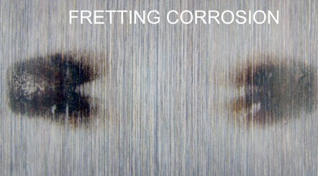 Fretting Corrosion - Penflex Corporation