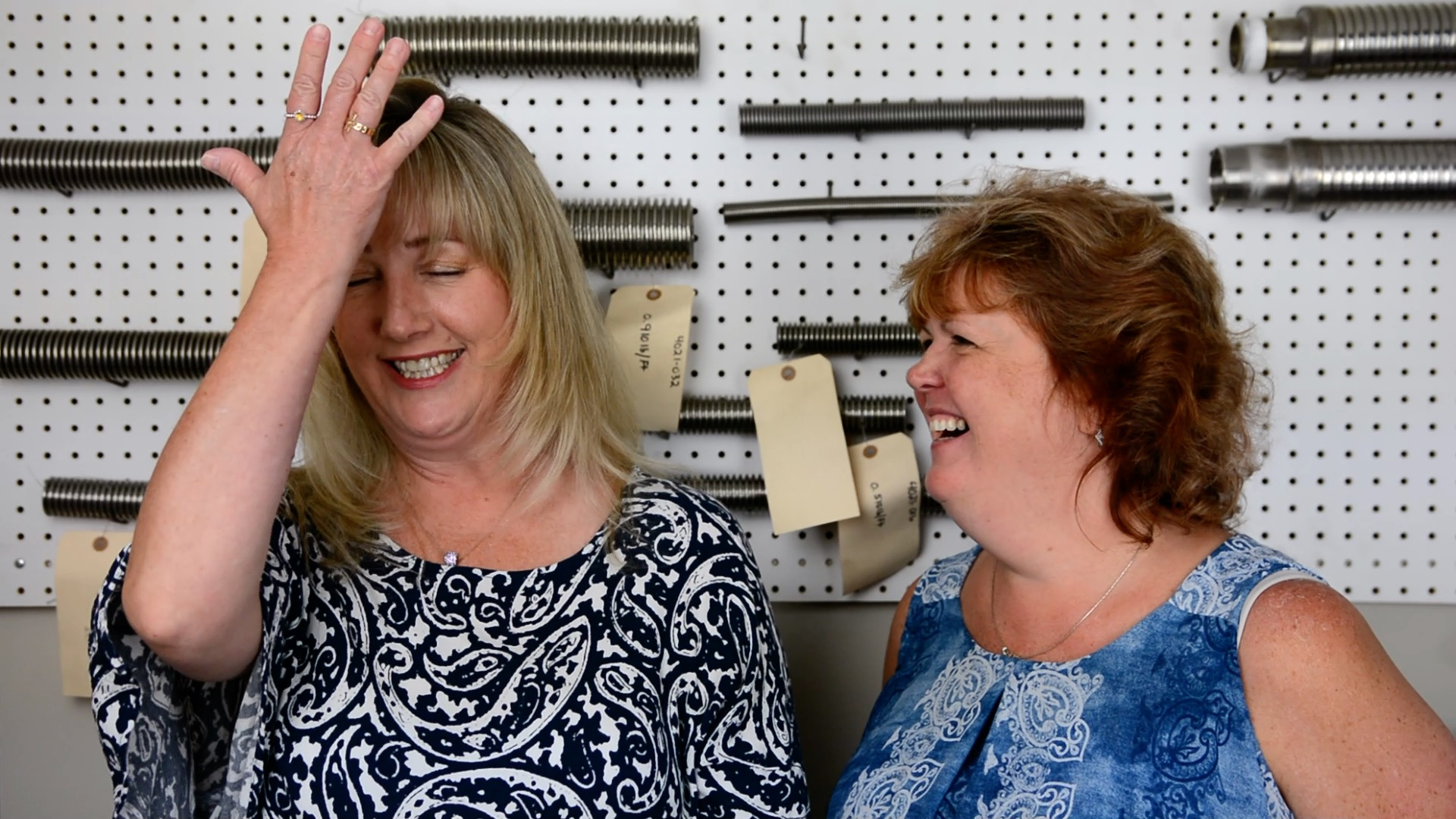 Meet Kerri and Andrea, the Penflex Inside Sales Team!