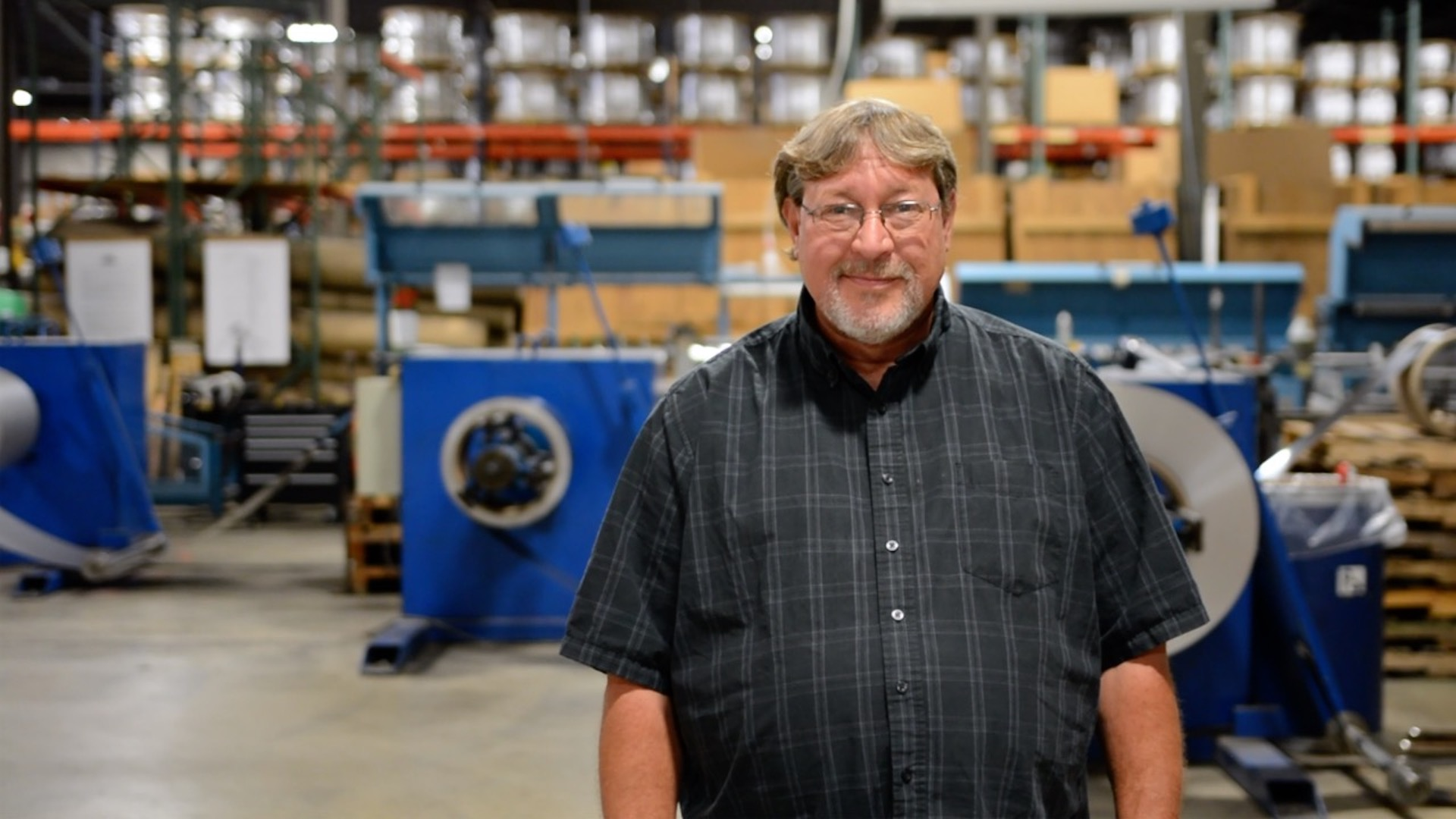 Lee Dierolf, Penflex Plant and Production Manager