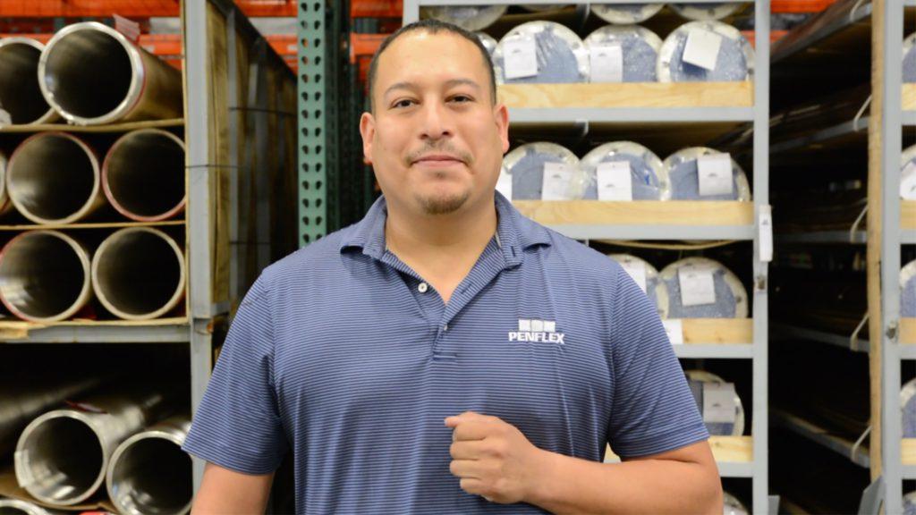 Meet Pete Martinez, Penflex Houston Customer Service