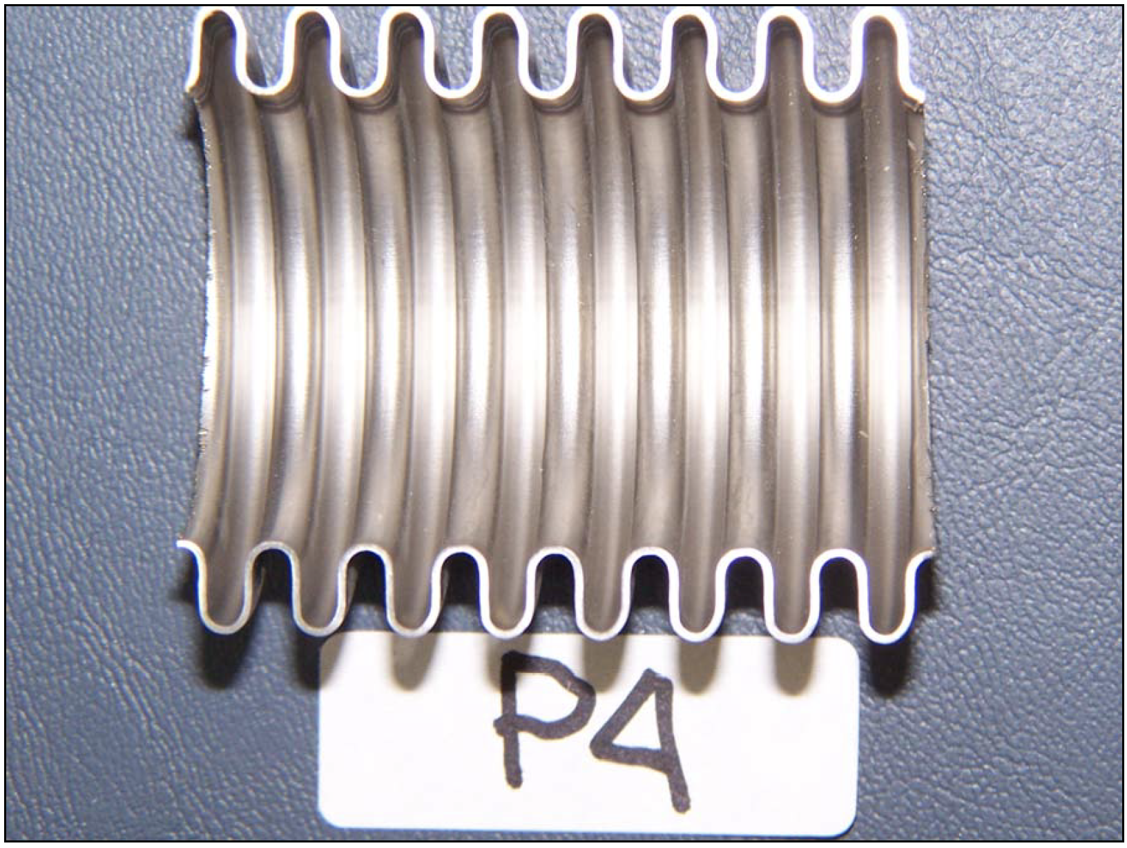 Penflex P4 heavier wall thickness makes metal hose corrosion resistant